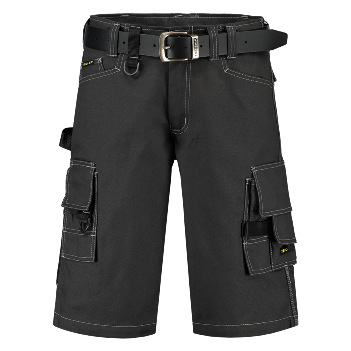 Tricorp Werkbroek Canvas Kort Darkgrey
