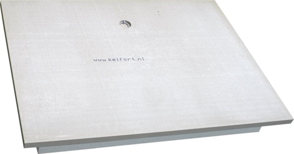 FERMI VLOERLUIK MET 90MM ISOLATIE 595X795
