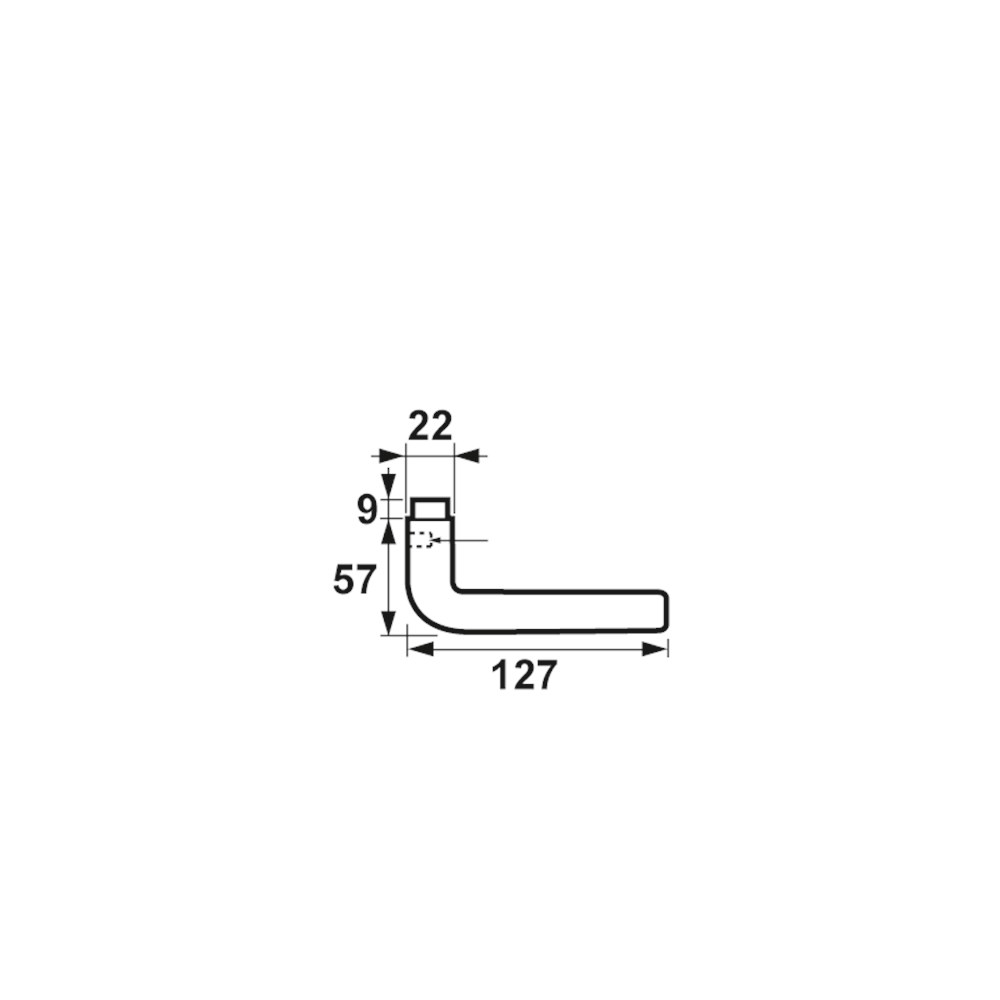 deurkruk L gatdeel product maattekening 6140-80.png