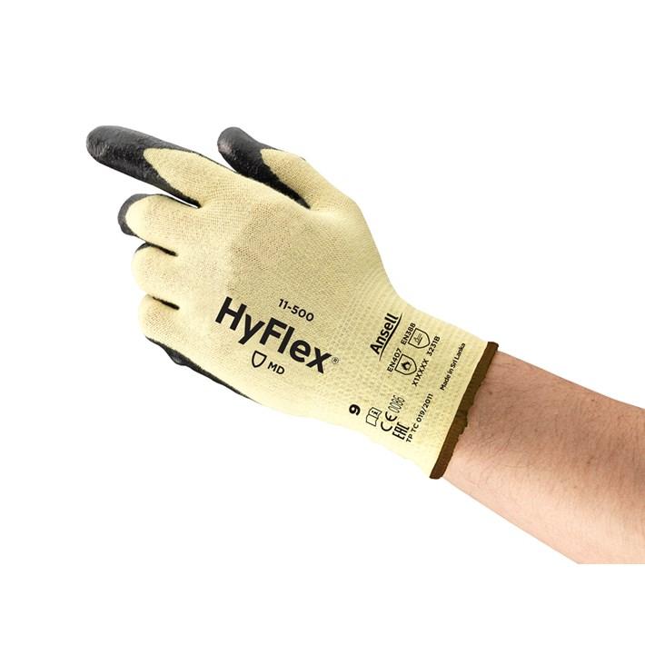 HyFlex 11-500 side