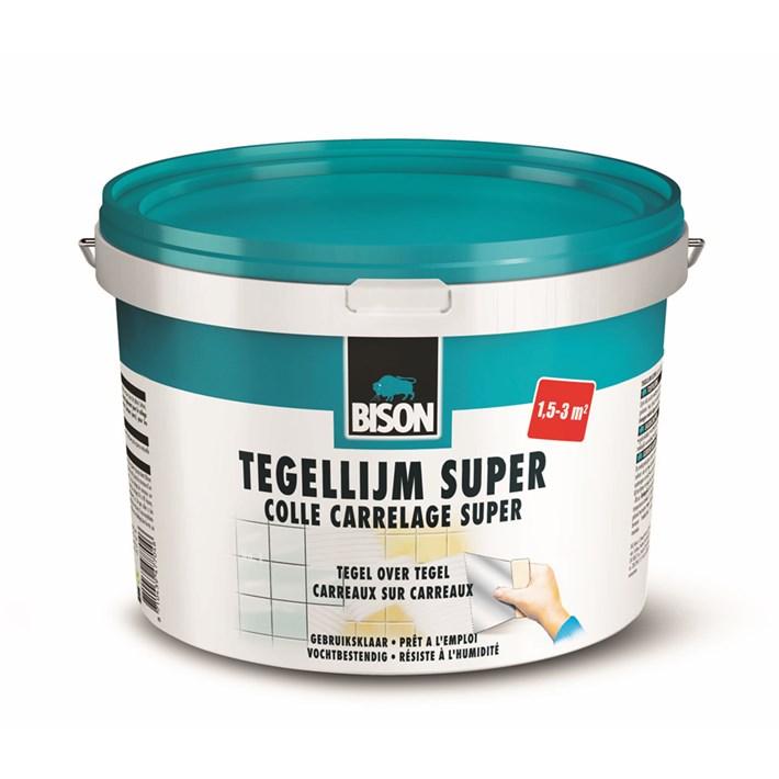 1347704 BS Tegellijm Super Bucket 3 kg NL/FR