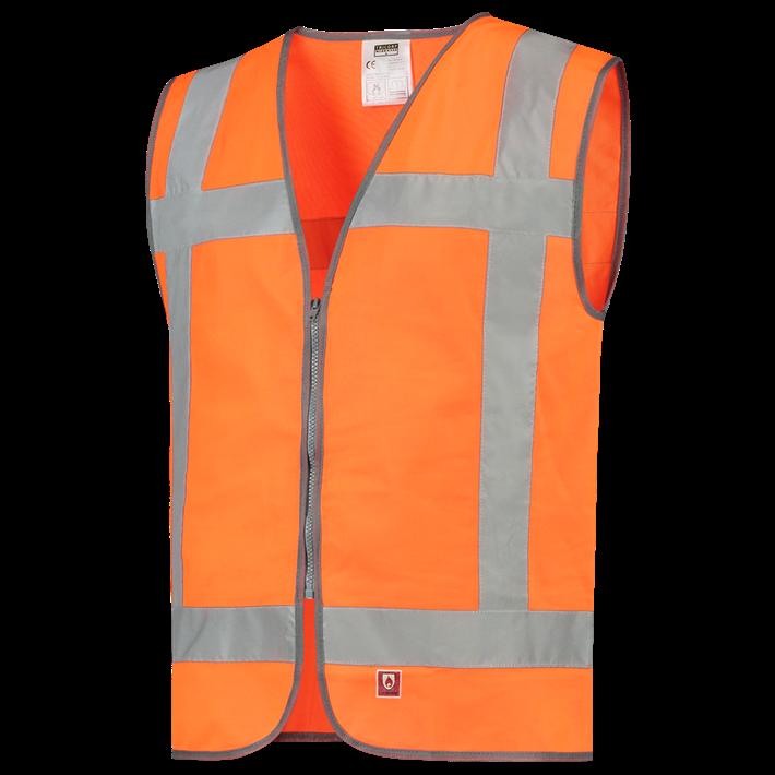 Veiligheidsvest RWS Vlamvertragend 453017 Fluor Orange