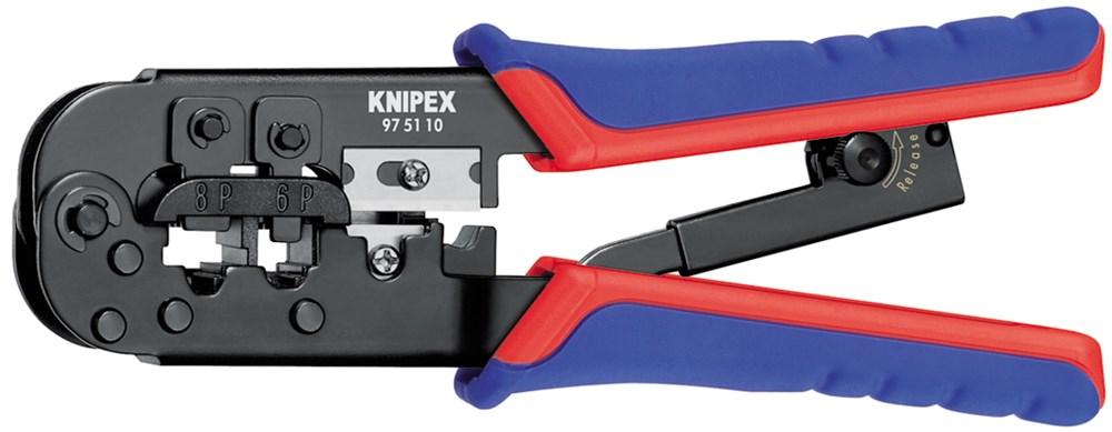 KNIPEX UTP KRIMPTANG