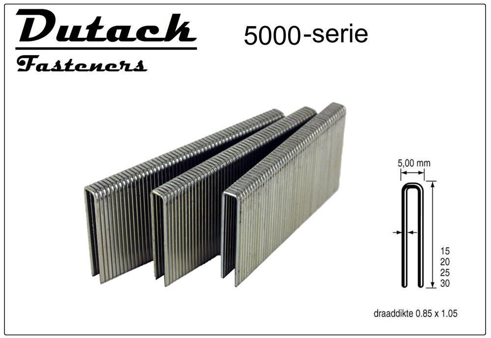 NIETEN P5000 CNK STAAL 5015 5.0X15