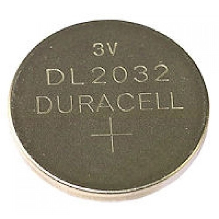 Duracell knoopcel
