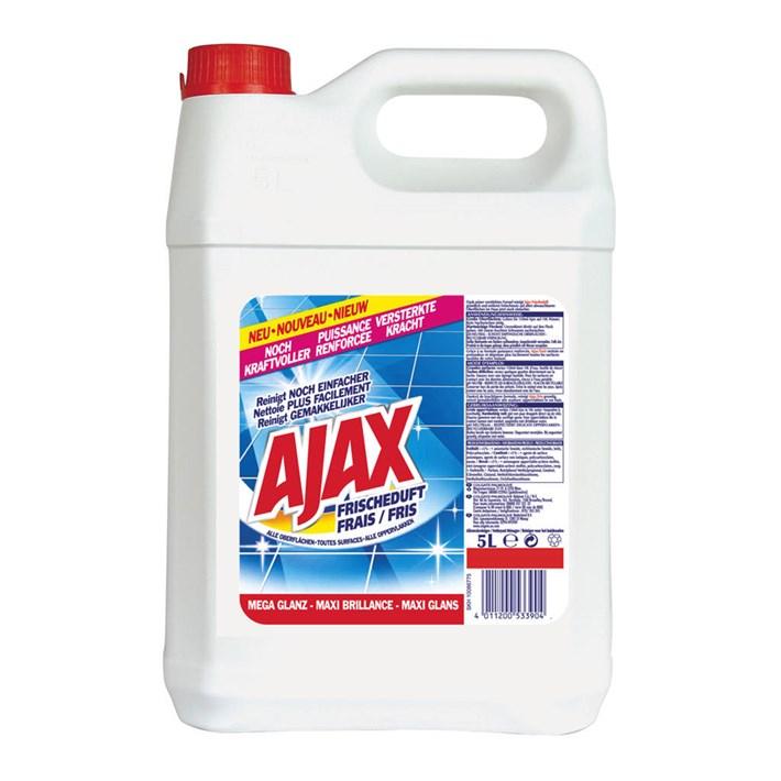 Ajax allesreiniger ultra fris 5lt