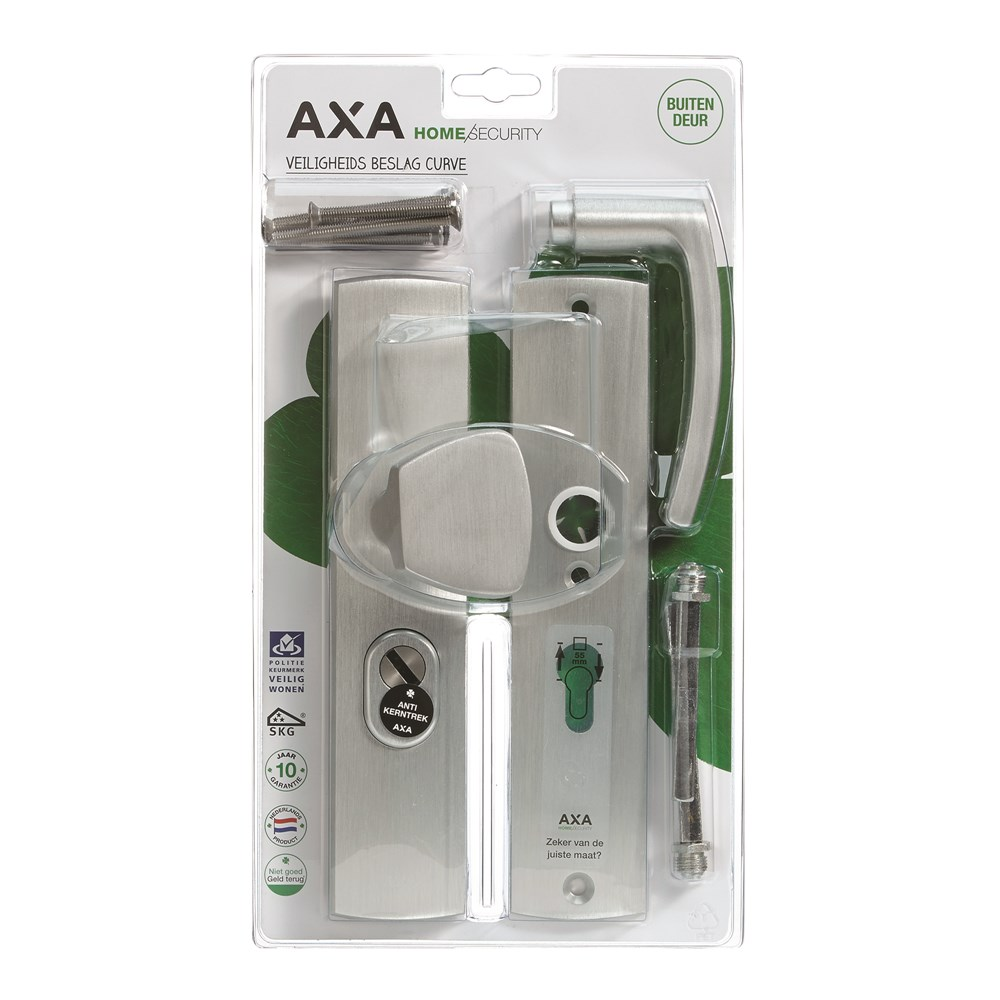 AXA VH S-KNOP GARN. BLIST CURVE/S-KNOP/KTB PC55