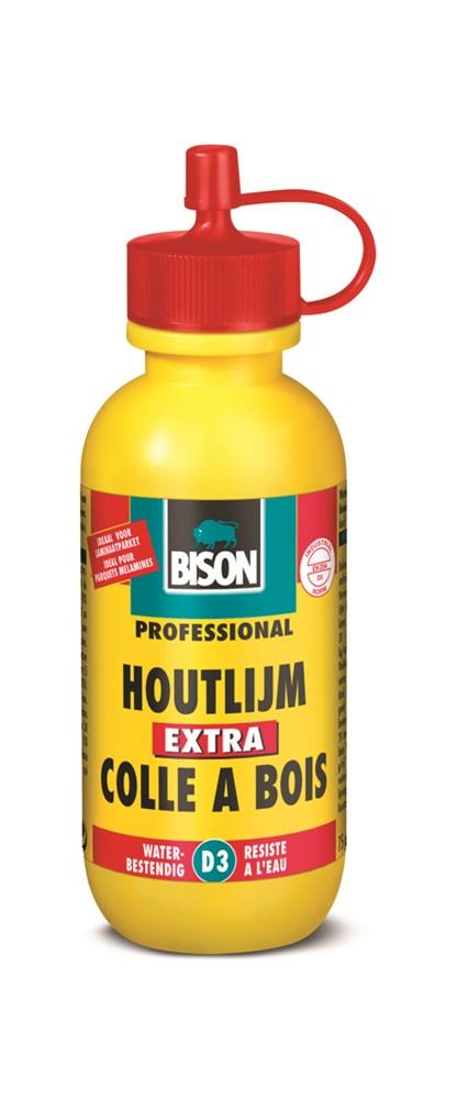 BISON HOUTLIJM EXTRA D3 75GR