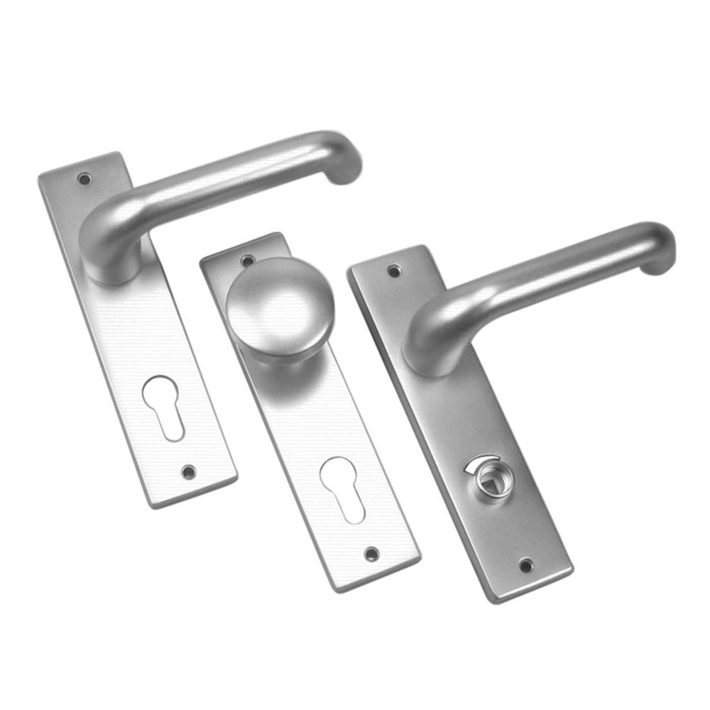 Kruk/kruk schild, aluminium