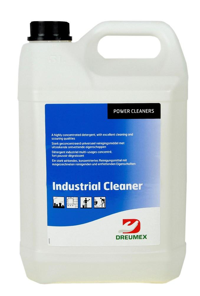 12050001001 Dreumex Industrial Cleaner 5L Front.png