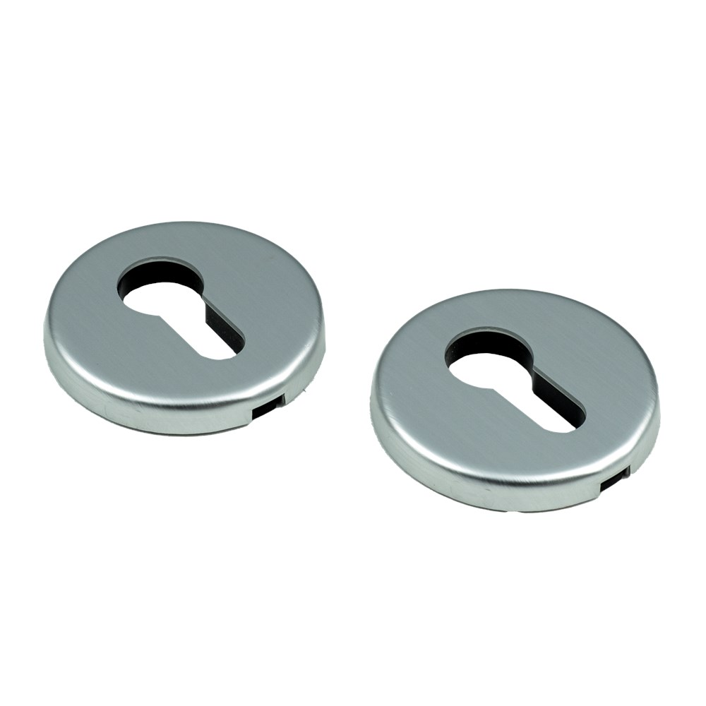 Cilinderrozet, aluminium