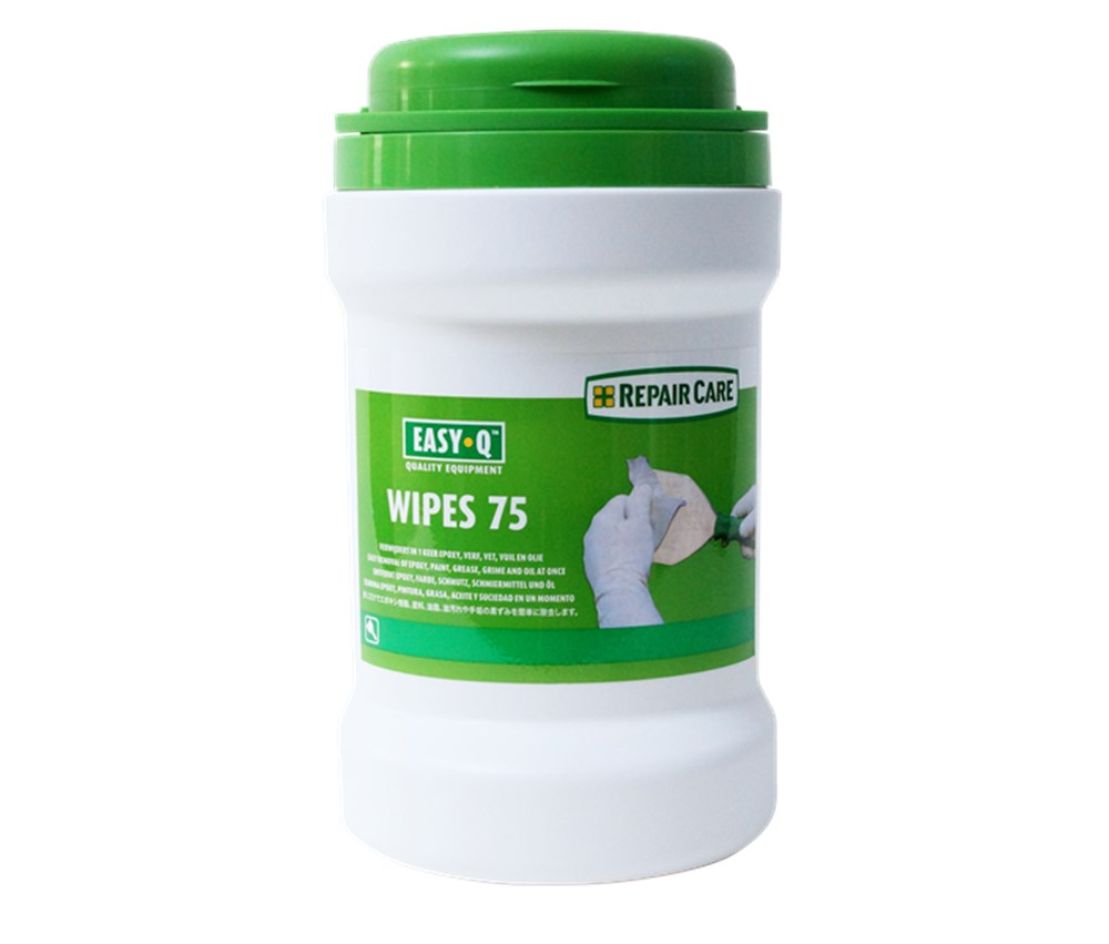 REPAIRCARE WIPES  75ST