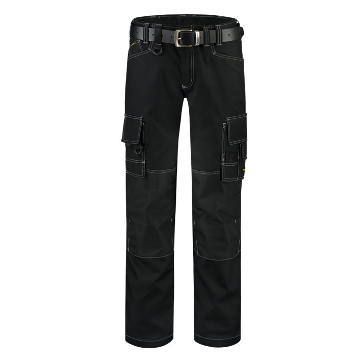 Werkbroek Condura Canvas Black