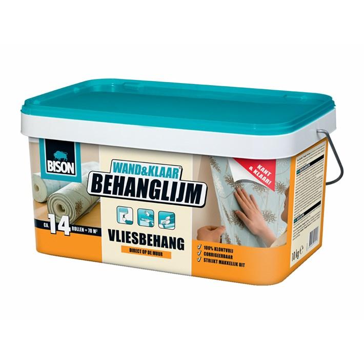 6302994 BS Wand&Klaar® Behanglijm Vliesbehang Bucket 10 kg NL