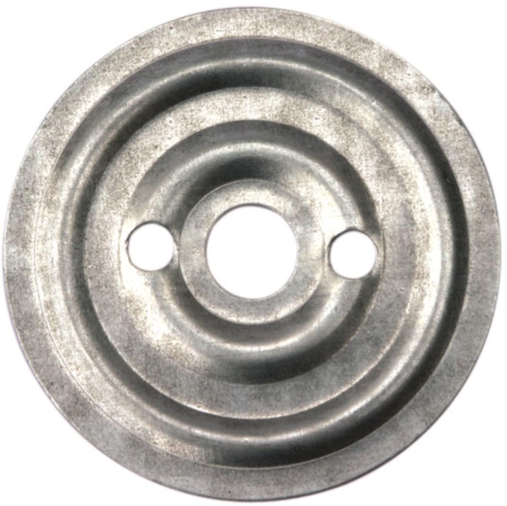 Isolatieplug metaal, rvs A2