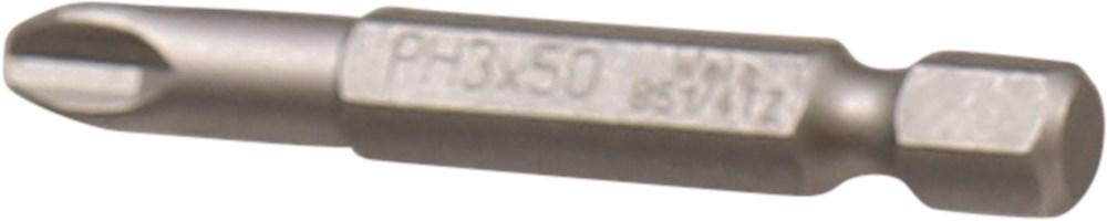 KELFORT SCHROEVENDR.BIT PH3/50MM TORSIE 50MM