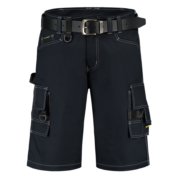 Tricorp Werkbroek Canvas Kort Navy