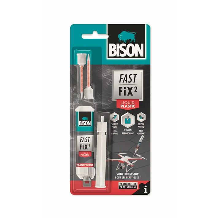 6313493 Bison Fast Fix² Liquid Plastic