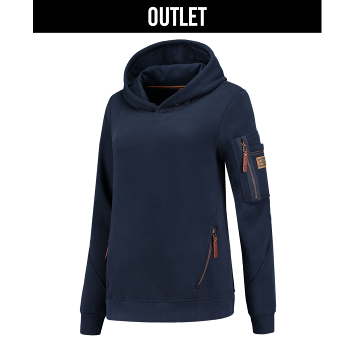 Trui Met Capuchon Dames.Sweaters Tricorp