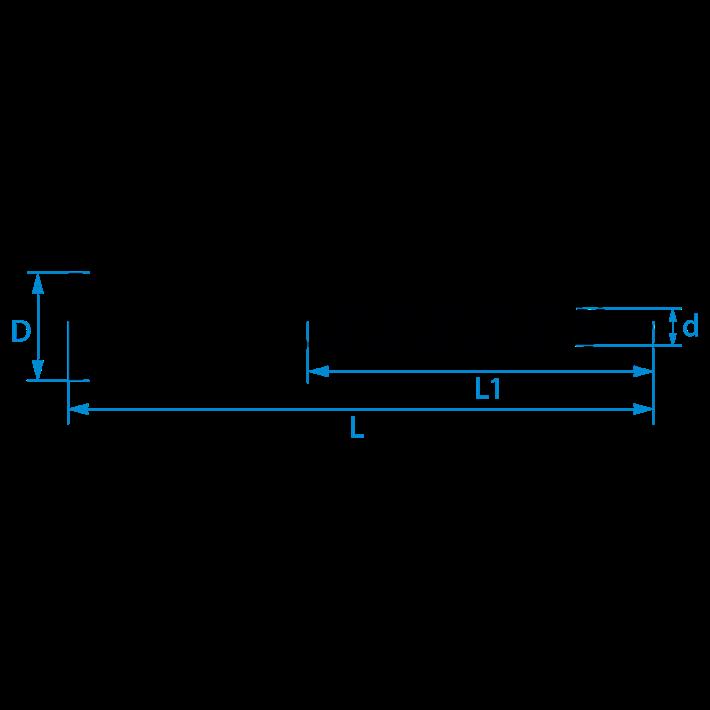 Spaanplaatschroeven platkop | Chipboard screws countersunk head | Spanplattenschrauben Senkkopf | Vis à bois tête fraisée
