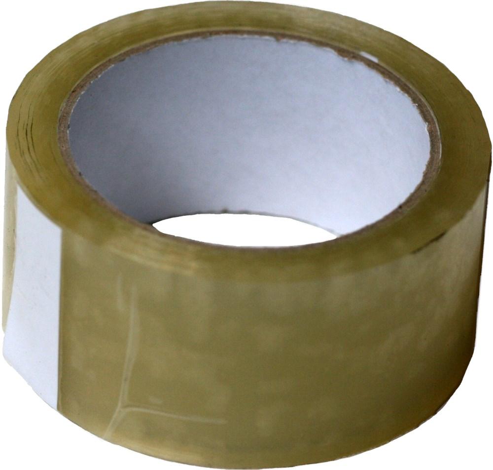 FOLIEFOL Tape PP acryl 50 mm x 66 M transparent