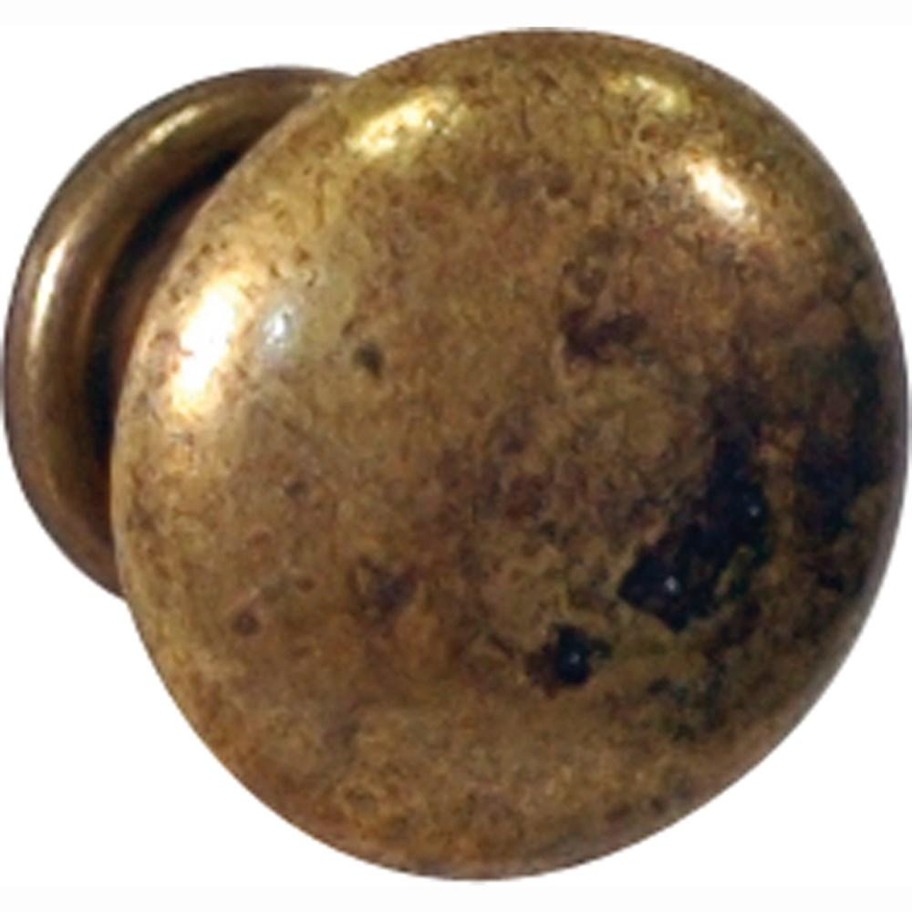 Meubelknop, brons