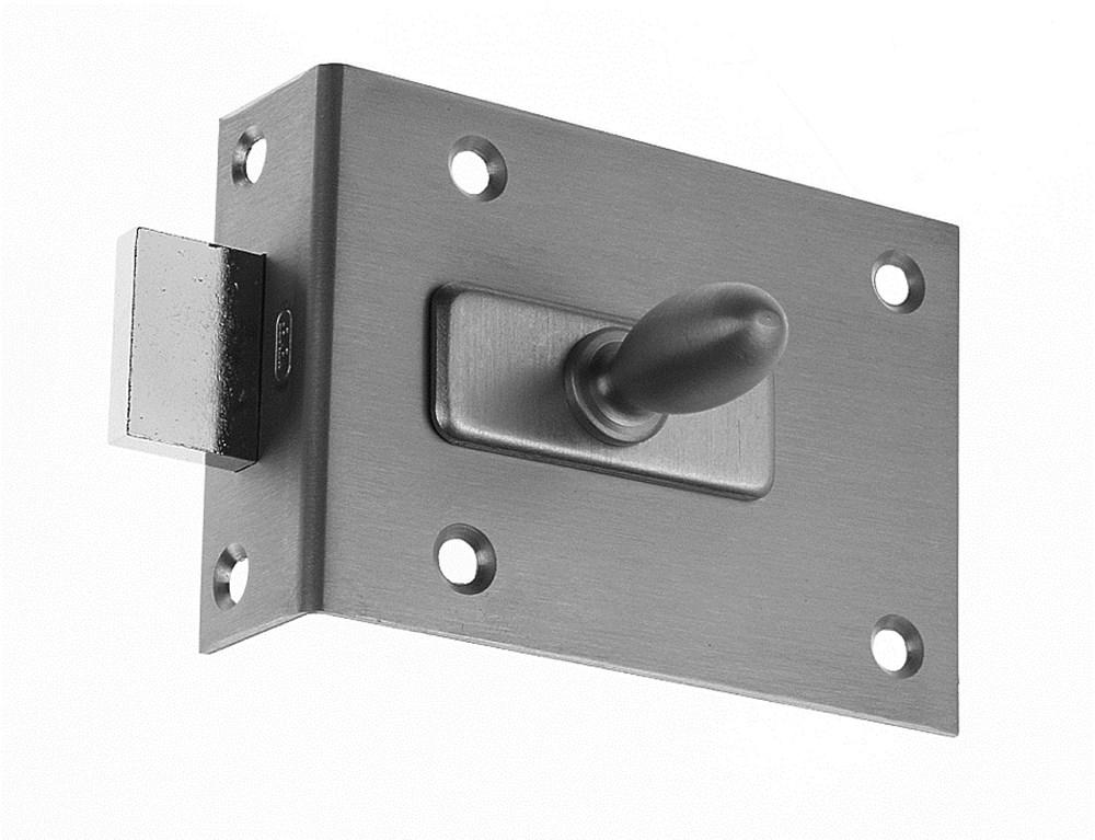 Voordeurschuif, aluminium