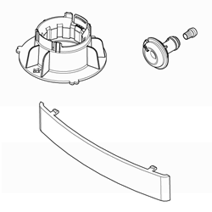 Afvalzak LDPE blauw T70 115x140cm