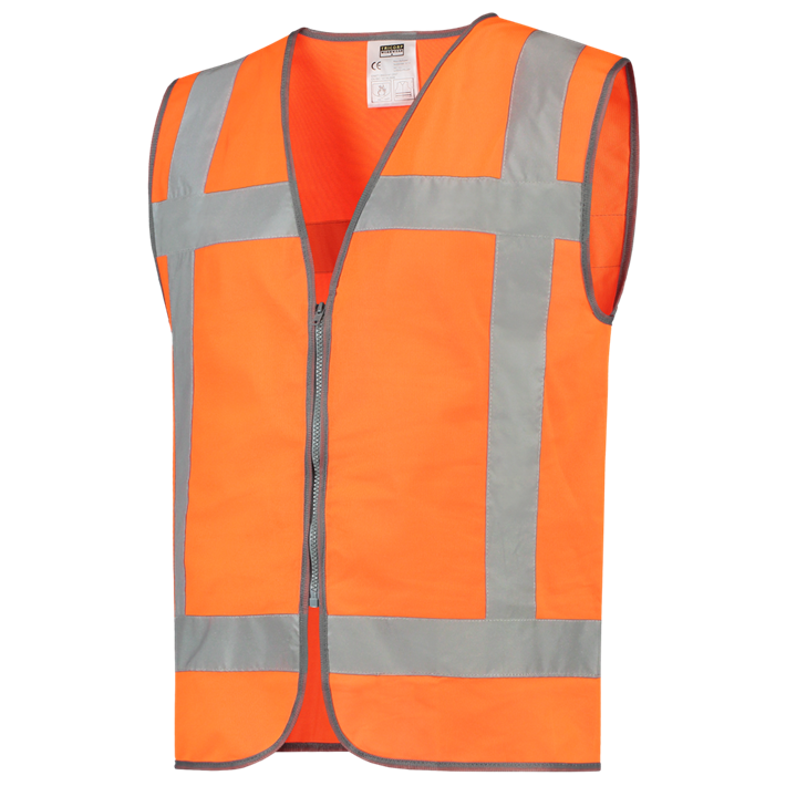 Veiligheidsvest RWS Rits 453019 Fluor Orange