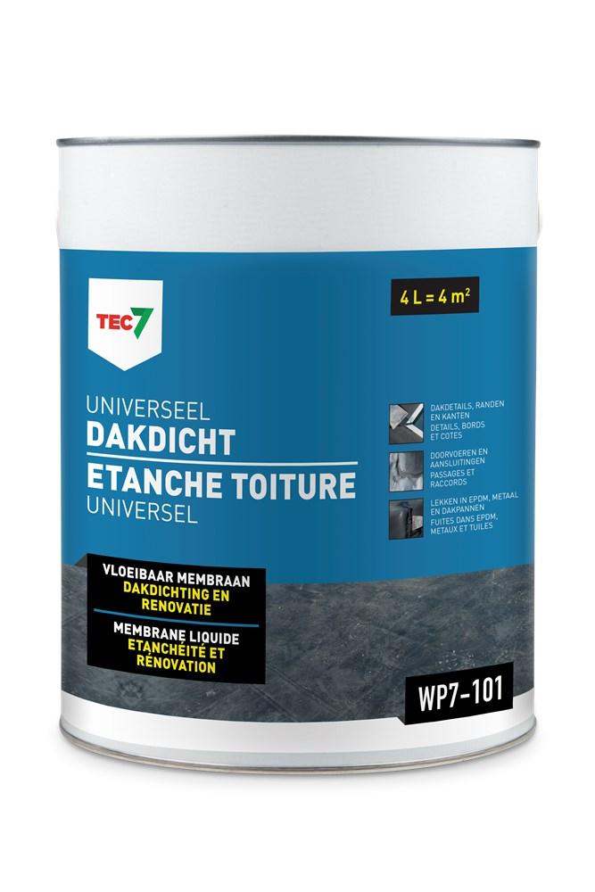 TEC7 DAKDICHT 4LTR. WP7-101