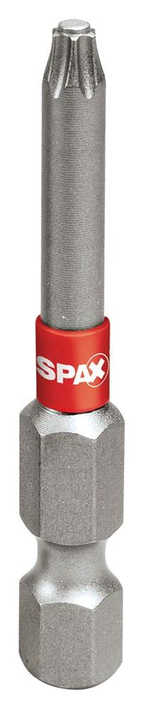SPAX BIT TORX 15 50MM T-STAR