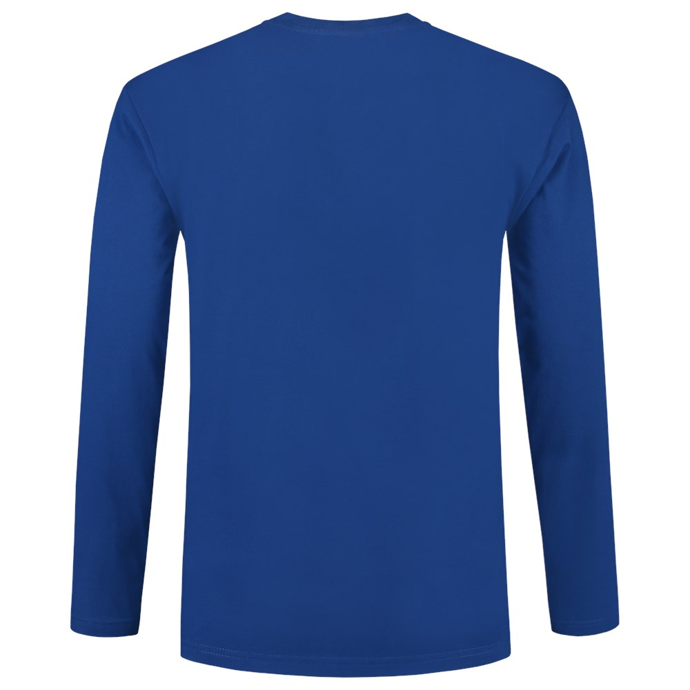 T-Shirt Lange Mouw 101006 Royalblue 8XL