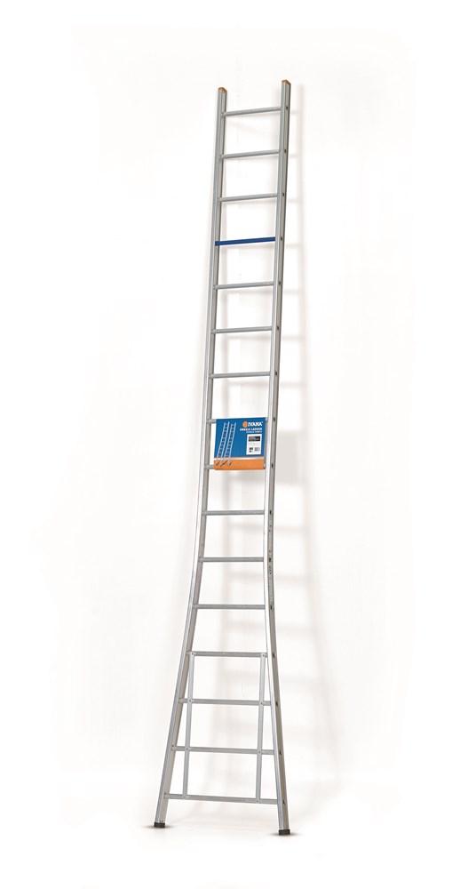 Ivana Enkele ladder, uitgebogen
