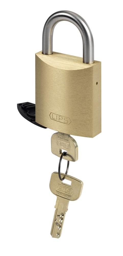 Hangslot cilinder met certificaat
