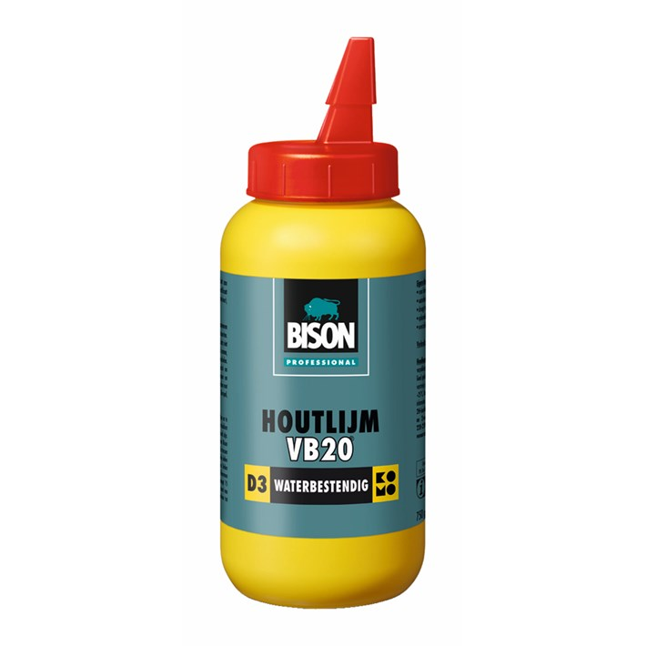 1339054 BP Houtlijm VB20® D3 Flacon 250 g NL