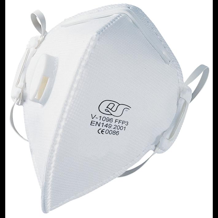 Stofmaskers fijnstof FFP 3 QS | Dust masks fine-dust FFP 3 QS | Staubmasken Feinstaub FFP 3 QS | Masques antipousserières FFP 3 QS