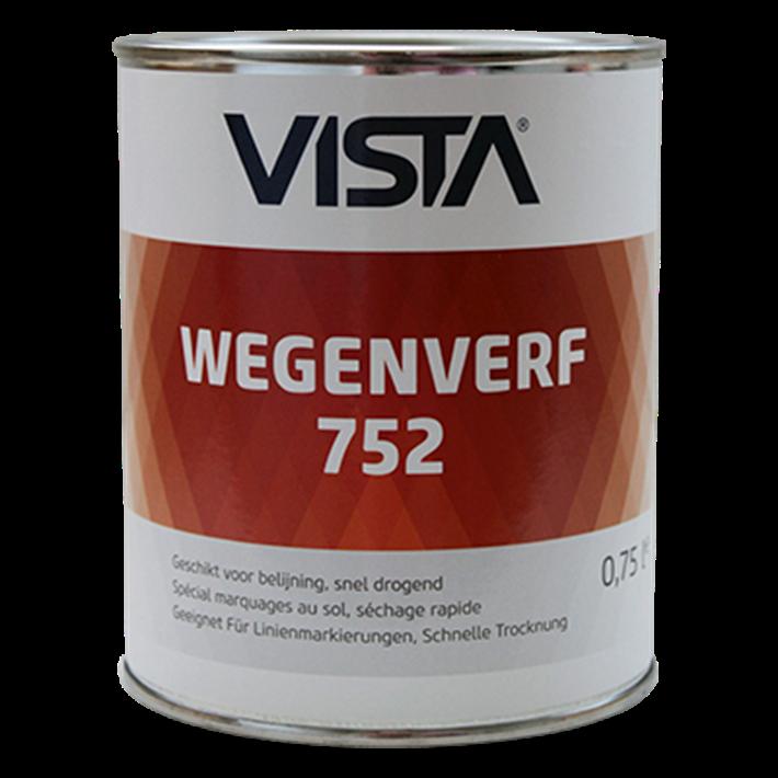 Vista Wegenverf 752 2.5 ltr.