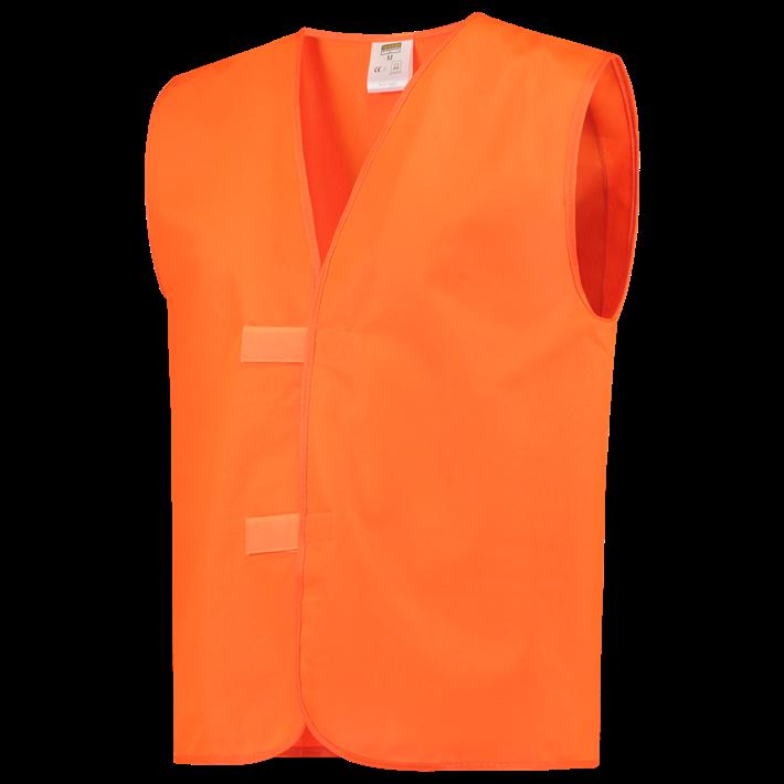 Veiligheidsvest Geen Striping 453012 Fluor Orange