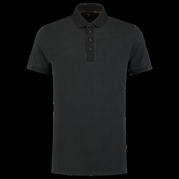 Tricorp Poloshirt Premium Naden Black