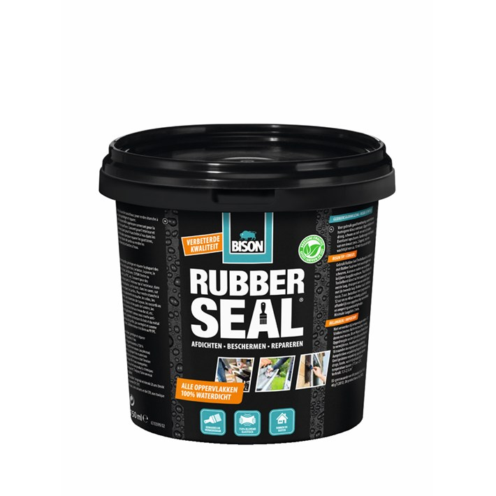 Bison Rubber Seal Pot 750 ml NL/FR