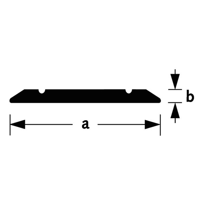 Afdekstrip Y02216
