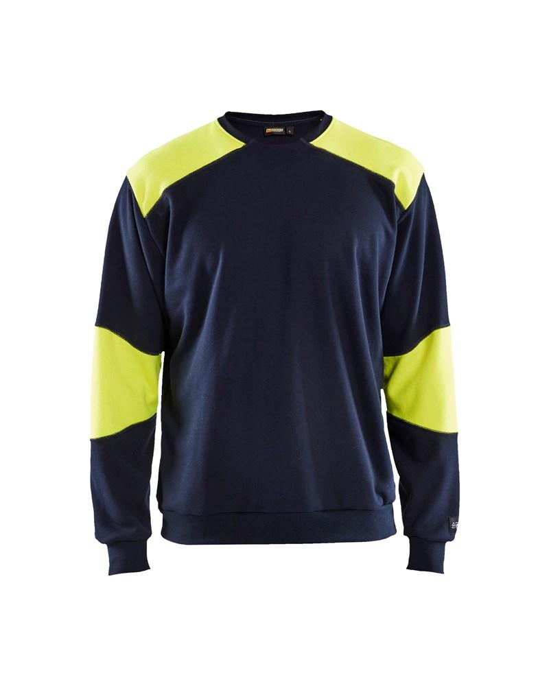 Sweater, modacryl/katoen