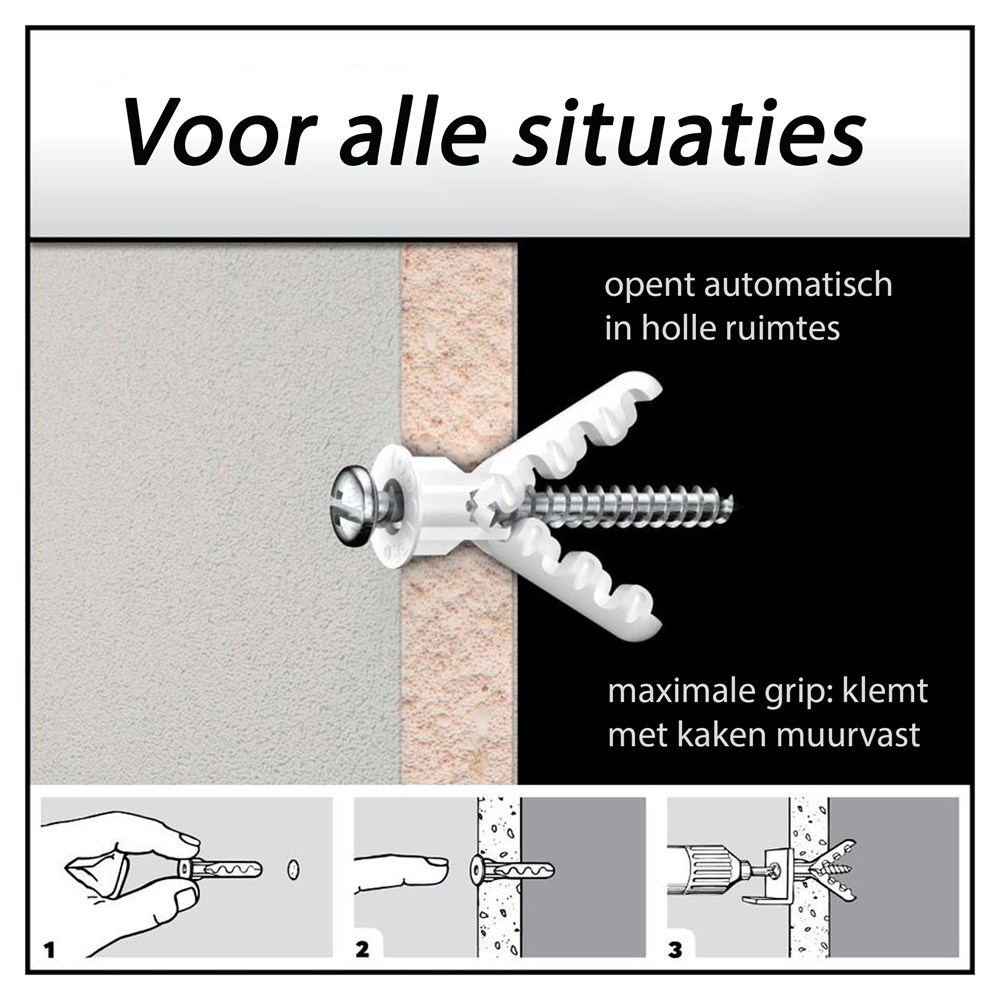 Toggler Alligator plug met flens Instructie.tif