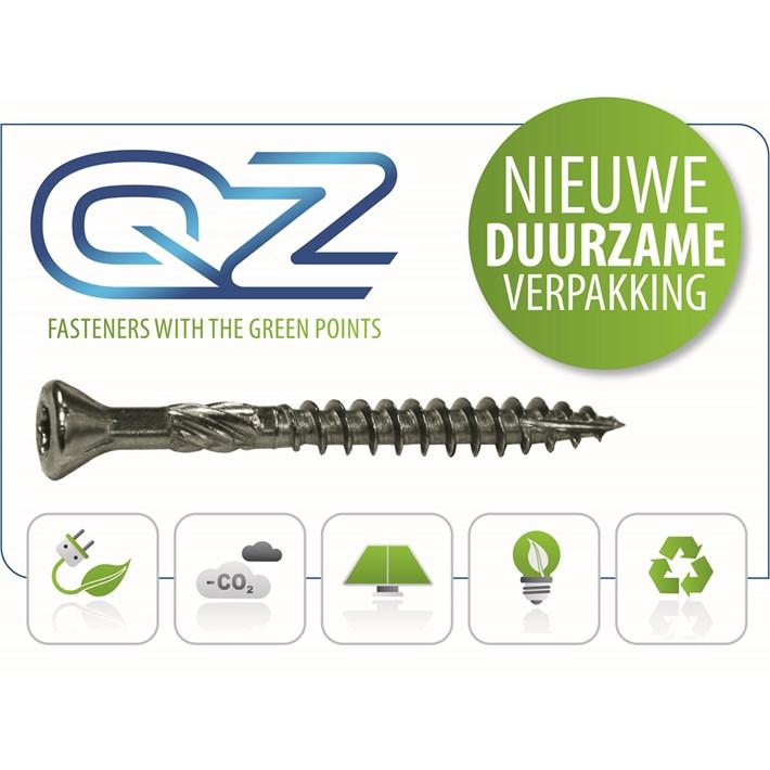 Vlonderplankschroef QZ duurzaam