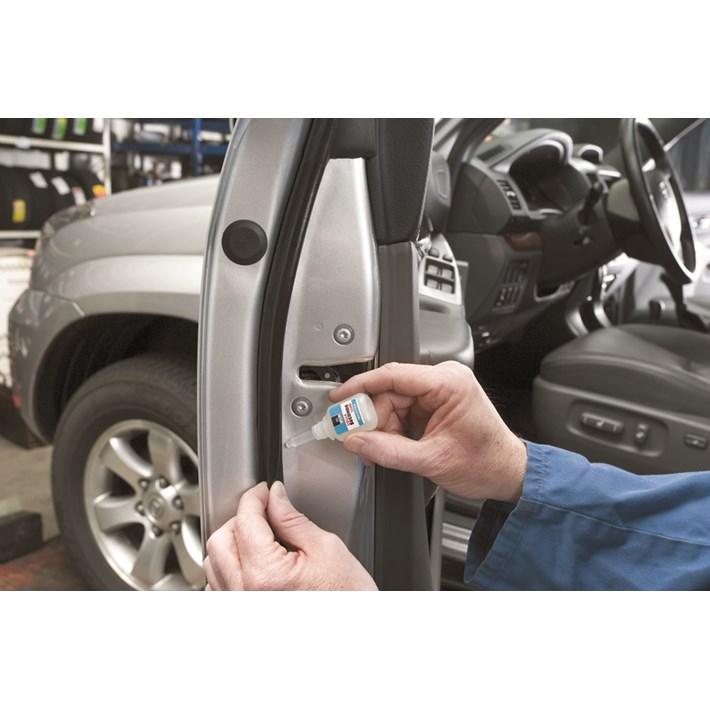 BS Secondelijm Industrie NL/FR Rubber Car Door