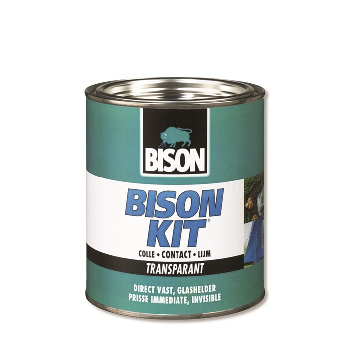 1302151 BS Bison Kit® Transparant Tin 750 ml NL/FR