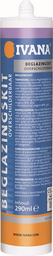 Beglazingskit, ms polymer