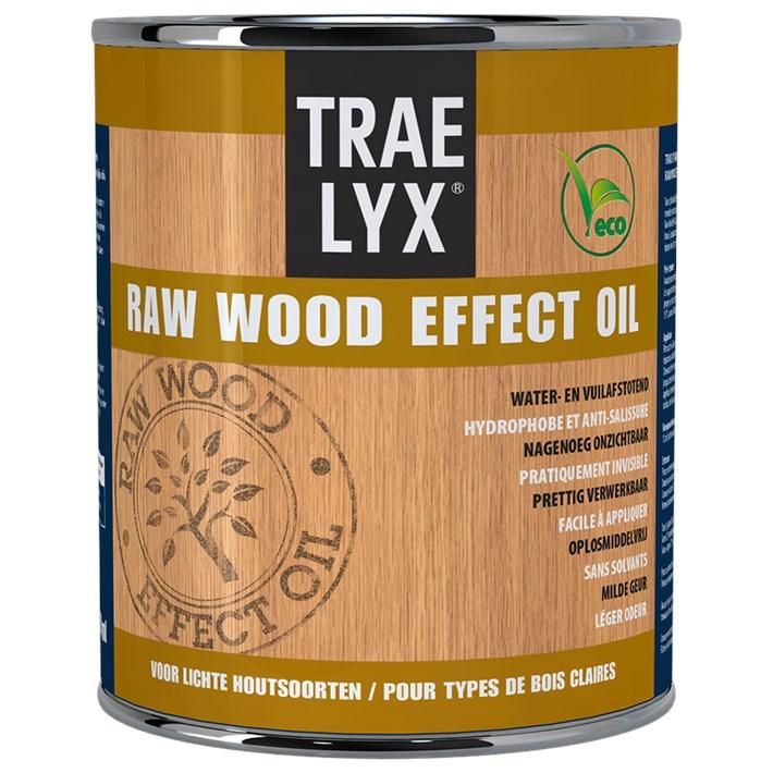 Raw Wood Effect Oil voor lichte houtsoorten