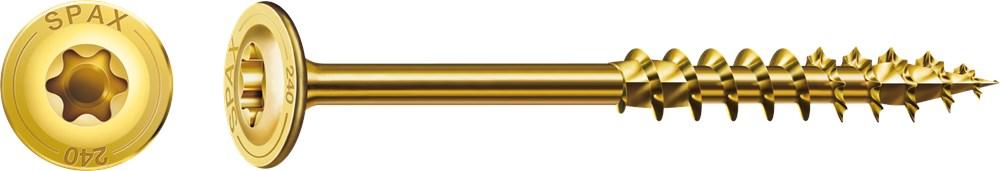 SPAX SCHOTELKOPSCHROEF TORX 10X280