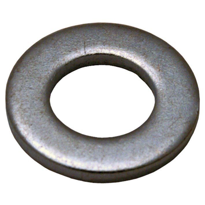 Sluitringen DIN125 ijzer gegalvaniseerd | Washers DIN125 iron galvanized | Unterlegscheiben DIN125 Eisen glanzverzinkt | Rondelles DIN125 acier zingué